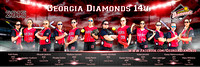 GA Diamonds 3x9 banner