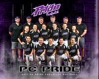 2017 PC Pride Fastpitch Softball