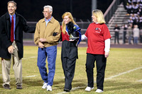 WHS vs East Paulding SENIOR NIGHT