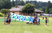 Creekview Blue vs Sequoyah Black 4th Grade