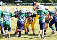Creekview Green vs Sequoyah Black 3rd Grade