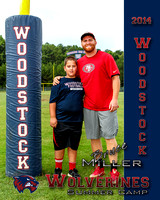 2014 WHS Football Summer Camp - Bruce Miller