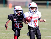 Cherokee Red vs Cherokee Black K-2nd Grade