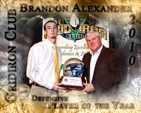 Gridiron_BrandonAlexander_ DefensivePlayer of the Year_8x10H