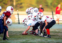 Woodstock vs Cherokee Red 4th Grade