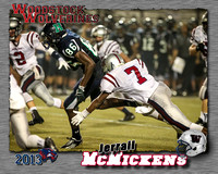 #7 Jerrail McMickens