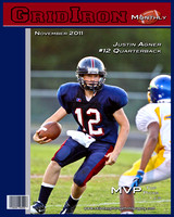#12 Justin Agner Mag Cover