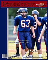 #63 Chaz Dunn Mag Cover