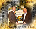 Gridiron_ChristianHarris_ Player of the Year_8x10H