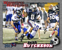 #8 Dylan Hutcheson