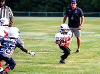 Creekview Blue vs Cherokee Black K-2nd Grade
