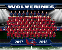 Woodstock High School Football 2017