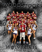 Woodstock High School Football 2010