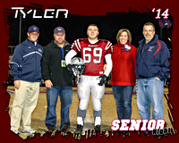Woodstock High School vs Milton High School Senior Night