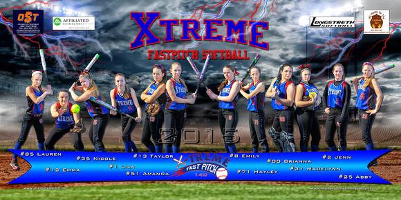 Xtreme Softball Logo